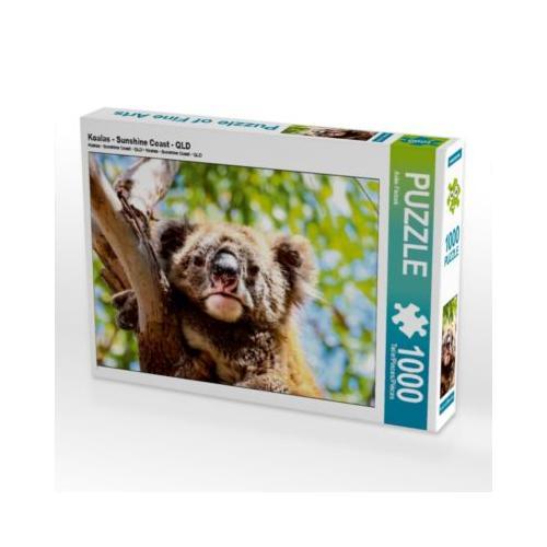 Koalas - Sunshine Coast - QLD Foto-Puzzle Bild von Aussiefreak Puzzle