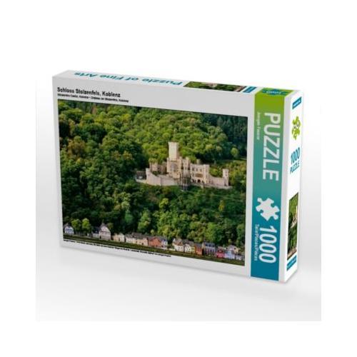 Schloss Stolzenfels, Koblenz Foto-Puzzle Bild von JF-Fotografie Puzzle