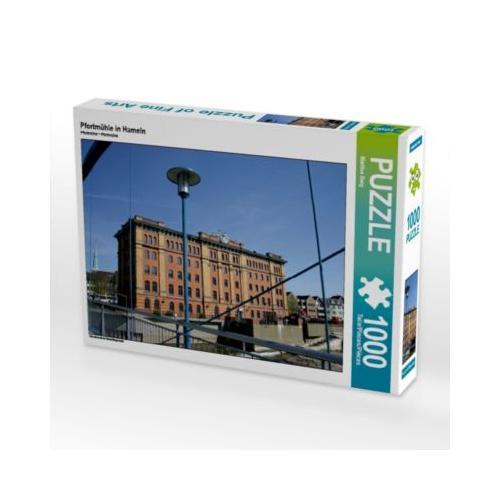 Pfortmühle in Hameln Foto-Puzzle Bild von Martina Berg Puzzle