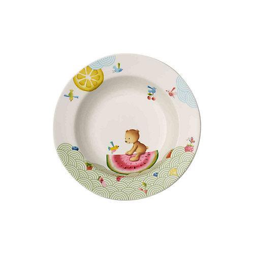 HUNGRY AS A BEAR Kindergeschirr-Set 2-tlg Kindergeschirrsets bunt