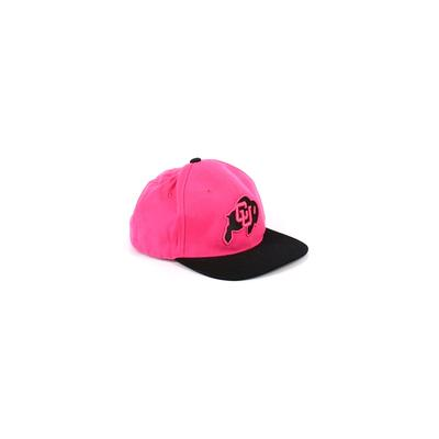Zephyr Hats Baseball Cap: Pink Accessories