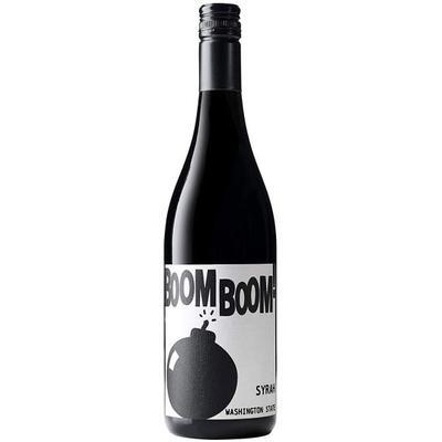 Charles Smith Syrah Boom Boom 2019 750ml