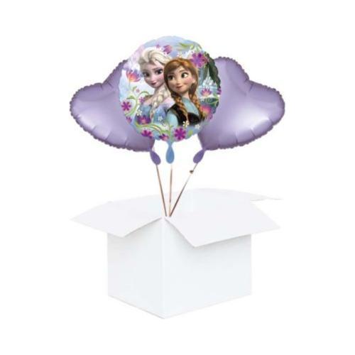 Frozen Heliumballon-Geschenk bunt