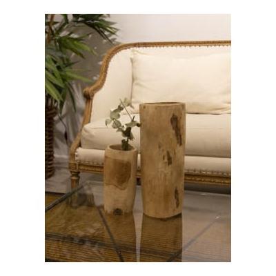Household Hardware - Large Wooden Pot