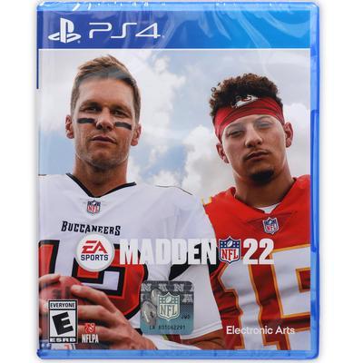 Madden NFL 22 PlayStation 4 Video Game