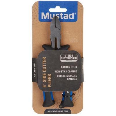 Mustad 6'' Side Cutter Pliers