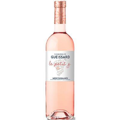 Les Vignobles Gueissard Rose le Petit Gueissard 2020 750ml