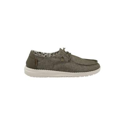 HEY DUDE Sage Wendy Chambray Loafers