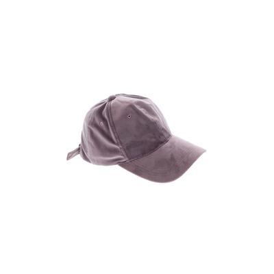 Baseball Cap: Purple Accessories