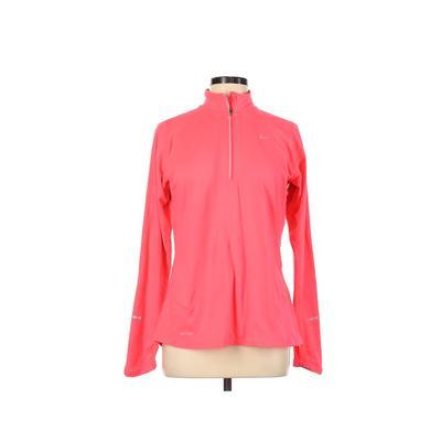 Nike Track Jacket: Orange Solid ...