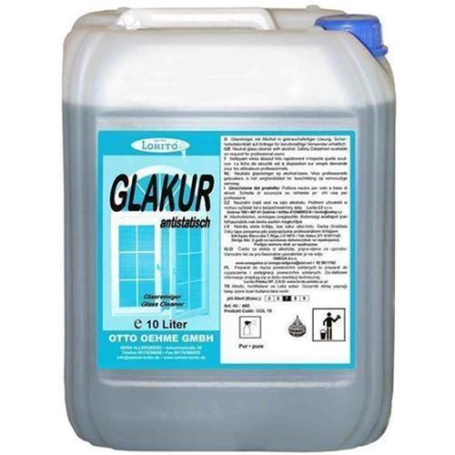 Fenster- und Glasreiniger Glakur 460 10 Liter