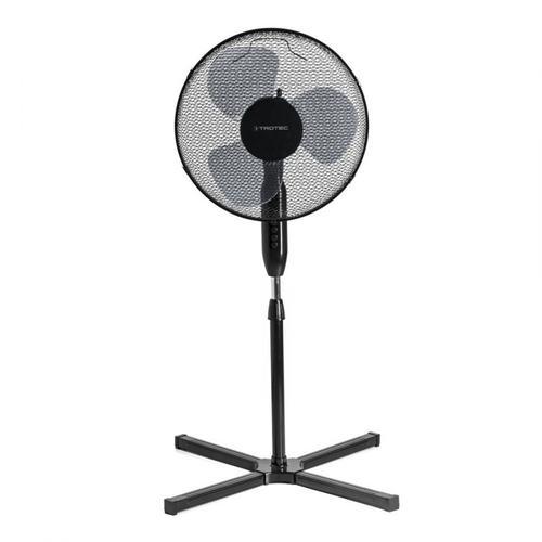 TROTEC TVE 17S Standventilator 80° Oszillation Geräuscharm