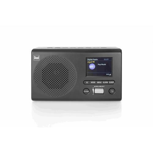 MCR 4 Portables DAB(+)/UKW Radio mit TFT-Farbdisplay