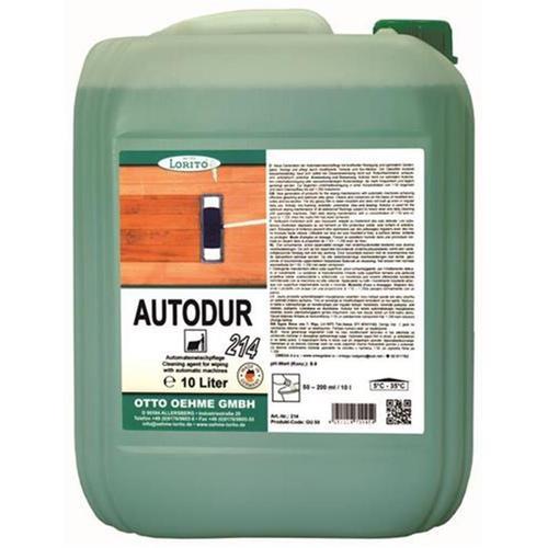 Lorito Autodur 214 Automatenreiniger Fußbodenreiniger 10L