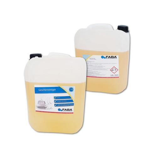 Geschirr-Reiniger, Spülmaschinenreiniger flüssig, 12 kg