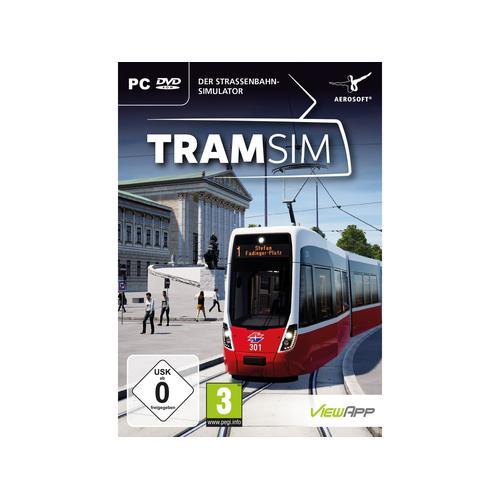 NBG TramSim - Der Strassenbahn-Simulator - CD-ROM DVDBox