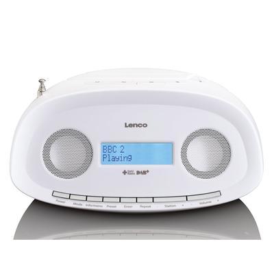 Lenco SCD-69 (white)