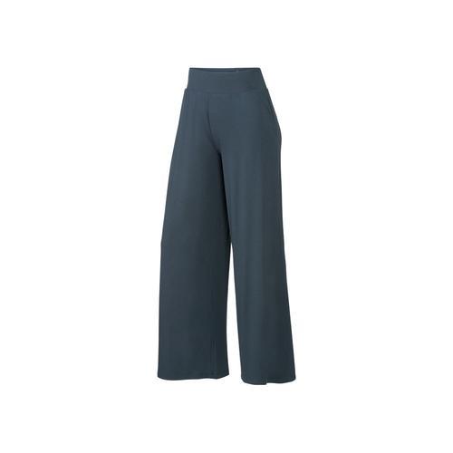 CRIVIT® Damen Yogahose (XS (32/34), navy)