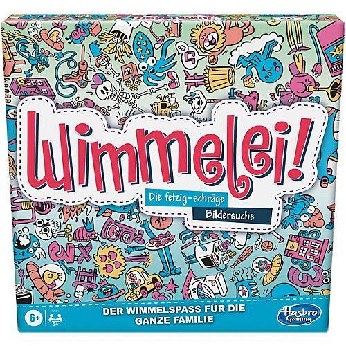 Wimmelei! Spiel, Bilderspiel, Brettspiel Kinder, lustiges Familienspiel, Brettspiel ab 6 Jahren, lustiges Brettspiel Kinder Kinder