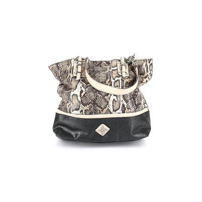 Simply Vera Vera Wang Tote Bag: Brown Animal Print Bags
