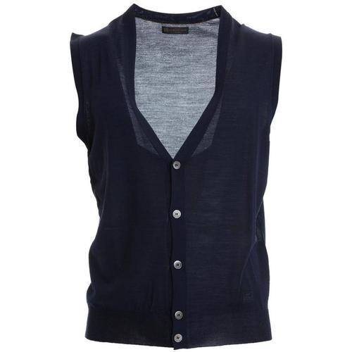 Corneliani Blue Vest