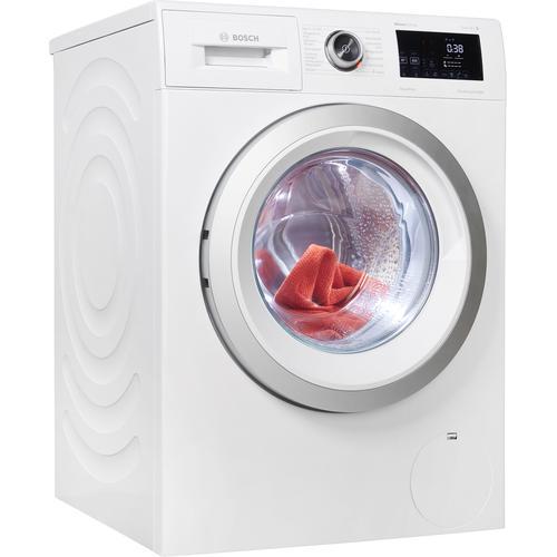 BOSCH Waschmaschine, WAU28RWIN, 9 kg, 1400 U/min C (A bis G) weiß Waschmaschine Waschmaschinen Haushaltsgeräte