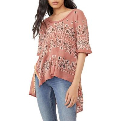 Free People Moody Combo No Matter What Top