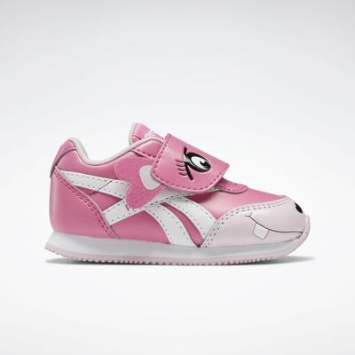 Reebok Unisex Royal Classic Jogger 2 Shoes - Toddler in True Pink/True Pink/Frost Berry Size 9 - Running Shoes