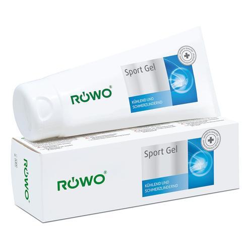 Röwo Röwo Sport-Gel Muskel, Gelenke & Wärmetherapie 200.0 ml