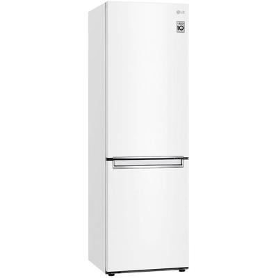 LG Kühl-/Gefrierkombination, GBB61SWGCN, 186 cm hoch, 59,5 breit C (A bis G) weiß Kühl-/Gefrierkombination Kühlschränke SOFORT LIEFERBARE Haushaltsgeräte