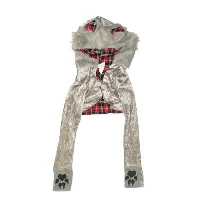 Spirit Kids Costume: Gray Accessories - Size 4
