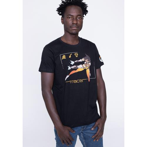Overwatch - Tracer Pew Pew Pew! - - T-Shirts