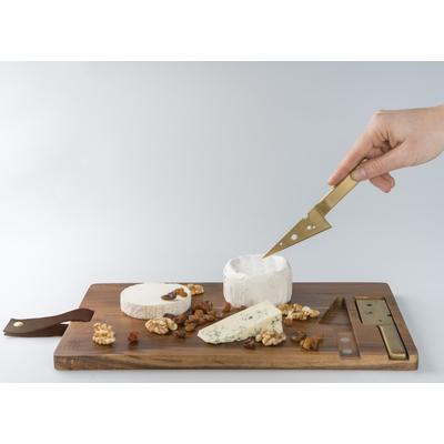Doiy Cheeseporn Cheese Board & Knife Set
