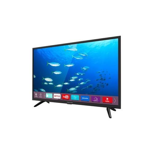 Krüger & Matz Fernseher 32 Zoll HD WLAN Smart TV KM0232-S4