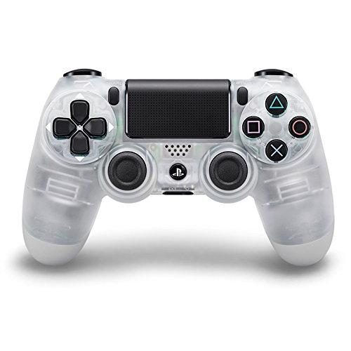Sony PS4 DualShock 4 Wireless Controller crystal