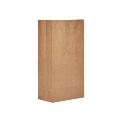 """""""Gen 5# Extra Heavy Duty Paper Bag, Brown Kraft, 500 Bags (Baggx5500)"""""""