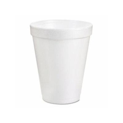 """Dart Insulated Foam Drink Cups, 6-Oz., White, 1,000 Cups (Dcc6J6)"""