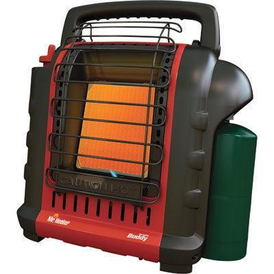 Mr. Heater MH9BX 9000 BTU Buddy Portable Propane Heater