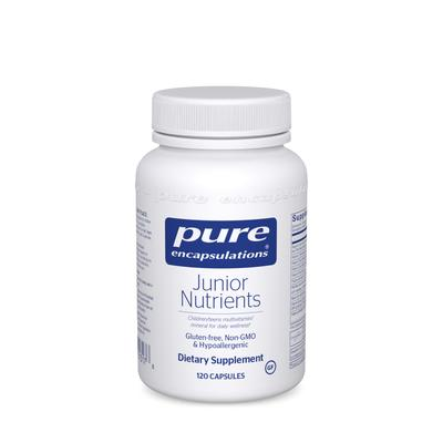 Pure Encapsulations Children's Formulas - Junior Nutrients - 120