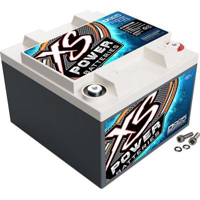 XS Power D925 12V AGM Batt Max 2K A/CA640/Ah32 1KW/2KW