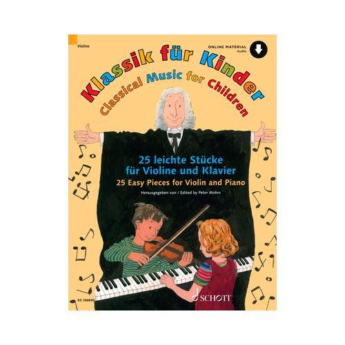 Schott Klassik für Kinder Violin