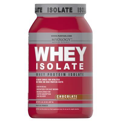 Myology Whey Protein Isolate Chocolate-2 lbs Powder