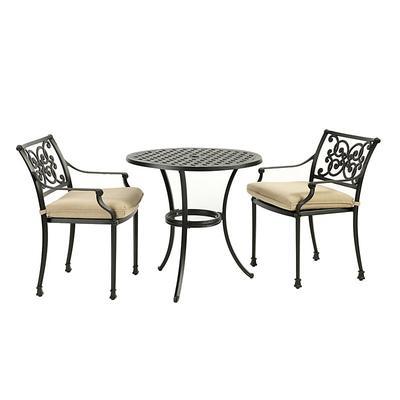 Amalfi 3-Piece Cafe Set with Cushions - Ballard Designs