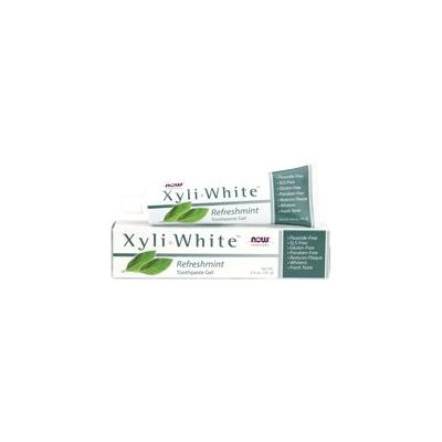 NOW Oral Health - NOW Solutions - XyliWhite Toothpaste Gel,