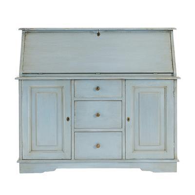 Casa Florentina San Marino Secretary Desk - Stocked - Ballard Designs