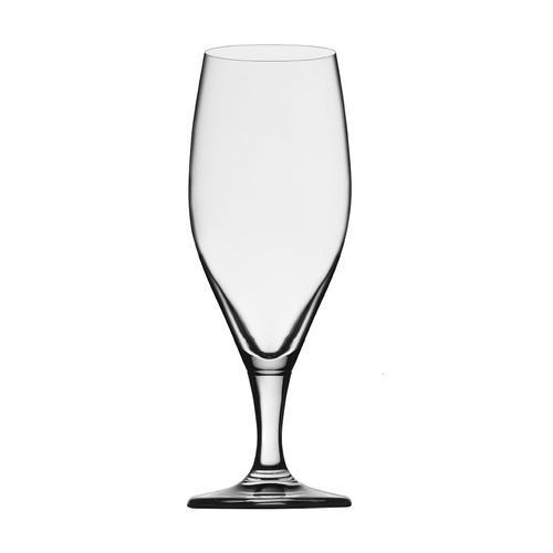 Stölzle Bierglas ISERLOHN, (Set, 6 tlg.), 6-teilig farblos Kristallgläser Gläser Glaswaren Haushaltswaren