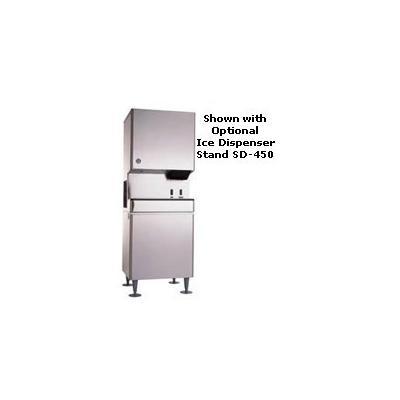 Hoshizaki DCM-500BWH-OS Cubelet Icemaker/Dispenser
