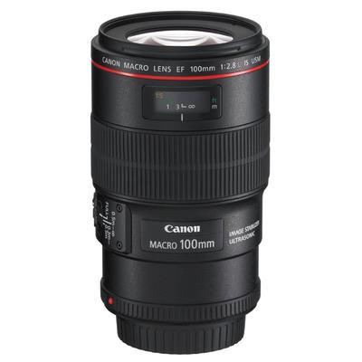 Canon EF Macro lens - 100 mm - F/2.8 - Canon EF