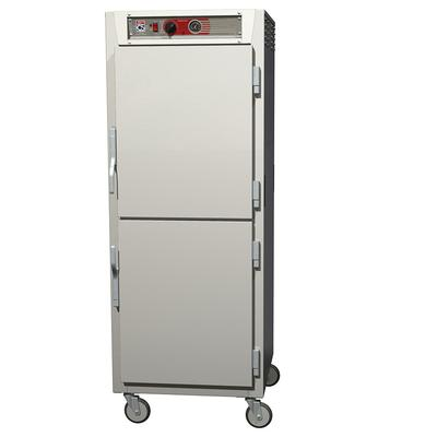 Metro C569L-SDS-LPDC Full Height Insulated Mobile Heated Cabinet w/ (34) Pan Capacity, 120v