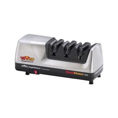 Chef's Choice AngleSelect Diamond Hone Electric Knife Sharpener - Brushed Metal